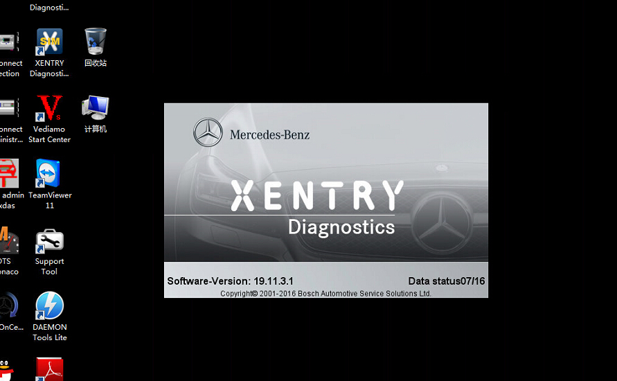 star diagnosis software update for mercedes star. Black Bedroom Furniture Sets. Home Design Ideas